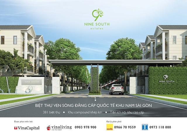 Dự án Nine South Estates dự án bds vàng bán chạy nhất cho cư dân trẻ
