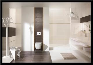 badezimmer fliesen weiß grau