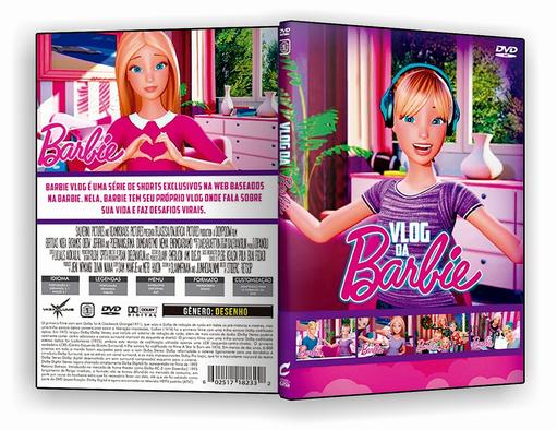 DVD – Vlog da Barbie – ISO