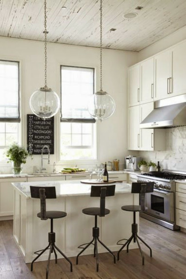 Jeff Lewis Kitchen Lighting