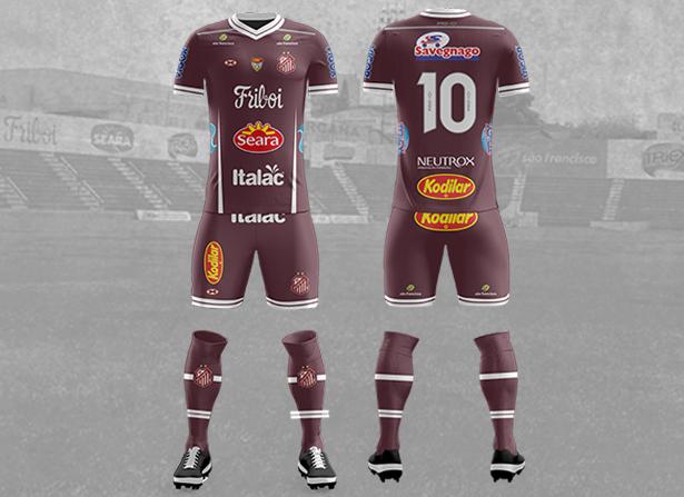Pro-X divulga as novas camisas do Sertãozinho. A fabricante de material  esportivo Pro-X apresentou as novas camisas que o Sertãozinho Futebol Clube usará  na ... e5b2be658538c