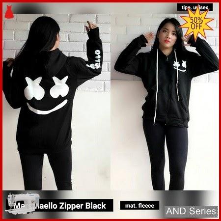 AND104 Jaket Wanita Jacket Marsmello Zipper BMGShop