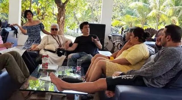 Here is how Salman Khan live at his home, see these photos