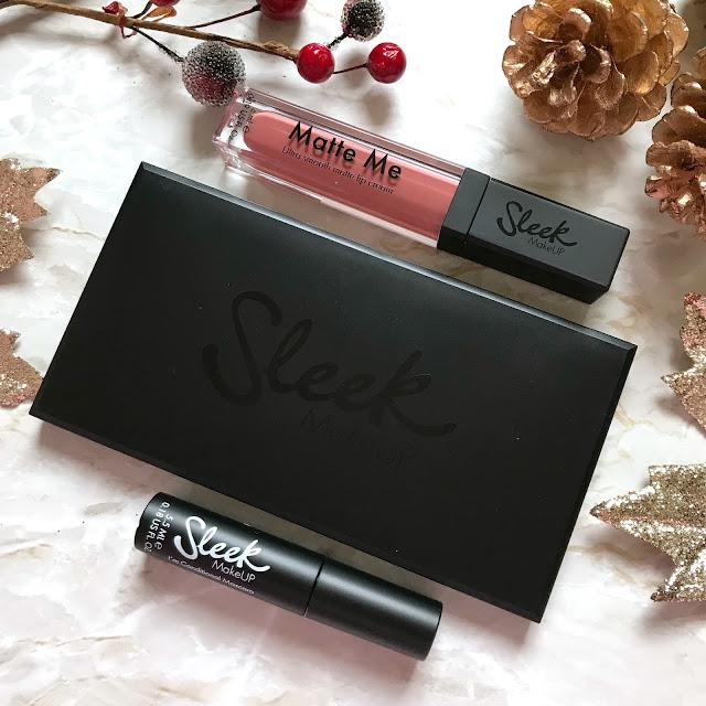 Sleek Makeup Sleek. Sleep. Repeat Gift Set