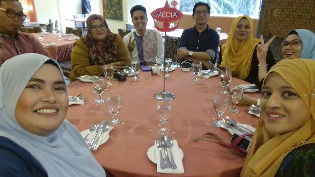 Majlis Berbuka Puasa Indigital Sdn Bhd dan Rakaman Program Ramadhan Muzik-Muzik ke 32