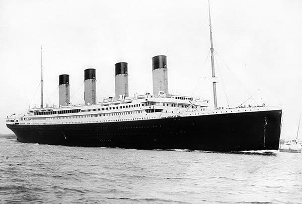 عشرة أشياء ستفاجئك عن سفينة التيتانيك