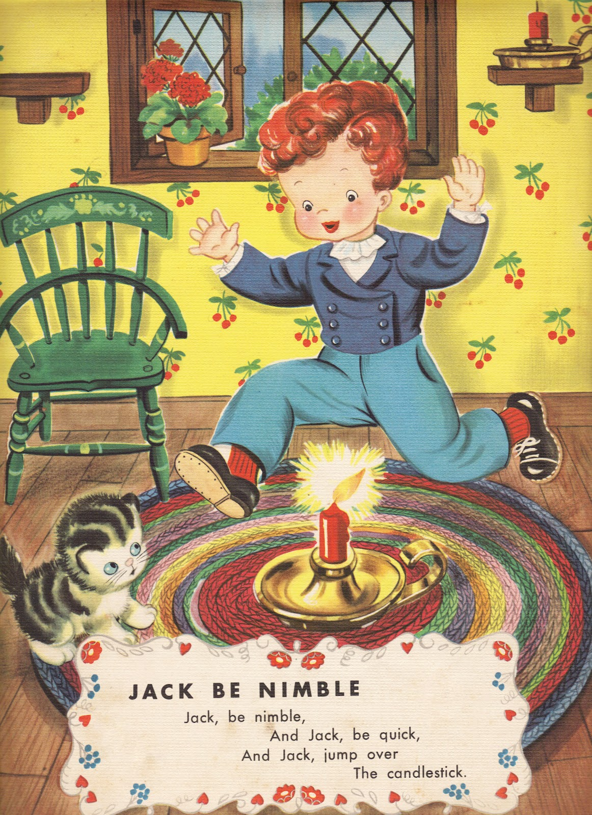 Jack And Jill Nursery Rhyme