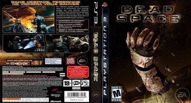Cheat dan Code Dead Space Ps3 Bahasa Indonesia