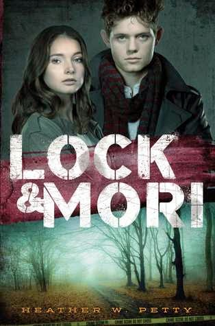 Lock & Mori Heather W. Petty cover
