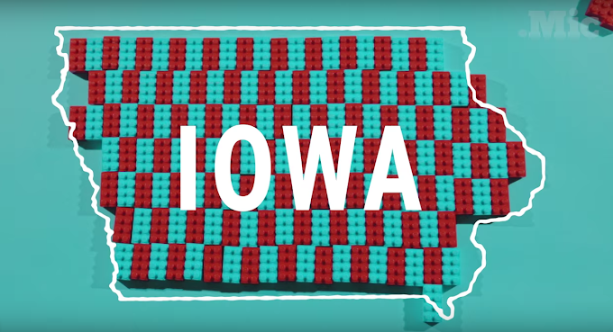 Teaching Students About The Iowa Caucus - 8 Animated Explainer Videos