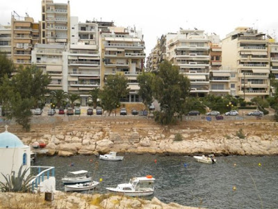 Conon's walls in Piraeus port to be restored