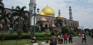 Masjid Kubah Emas | Wonderful Indonesia | Masjid Paling Viral Di Indonesia Masjid Kubah Emas