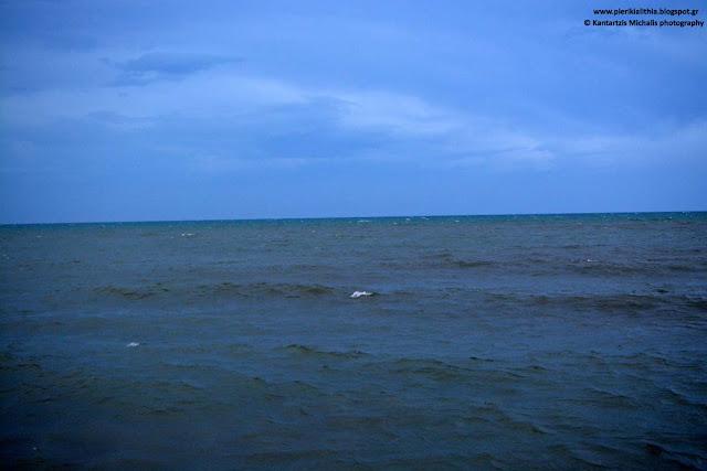 """Παραλία Κατερίνης, τώρα, με τον φακό της """"ΑΛΗΘΕΙΑΣ"""" (ΦΩΤΟ)"""
