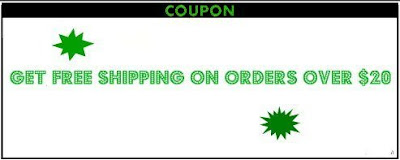 coupon for free shipping