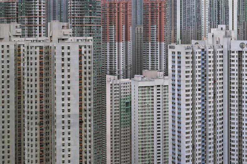 Los apartamentos residenciales de Hong Kong | Hong Kong