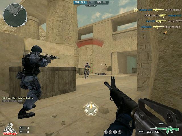 تحميل لعبة كروس فاير المصرية 2019 للكمبيوتر مضغوطة كاملة من ميديا فاير بدون تسطيب crossfire