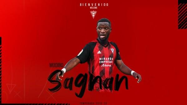 Oficial: La Real Sociedad cede a Sagnan al Mirandés