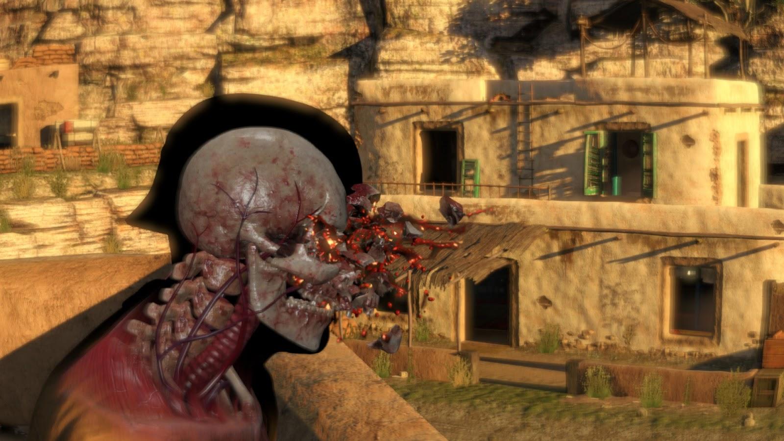 SE3 Killcam - Sniper Elite 3