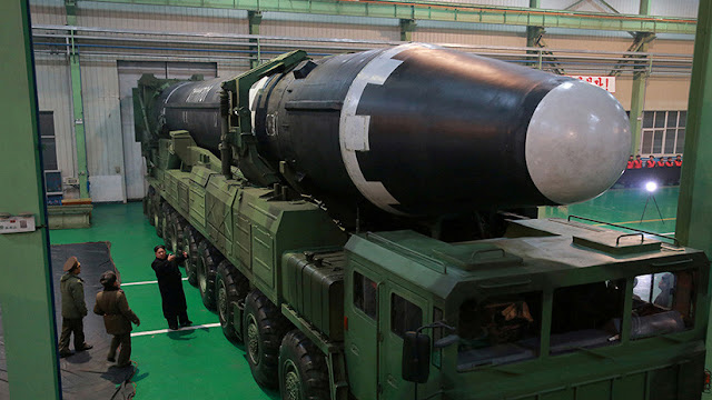 EE.UU.: Corea del Norte estaría preparando un nuevo lanzamiento de un misil balístico