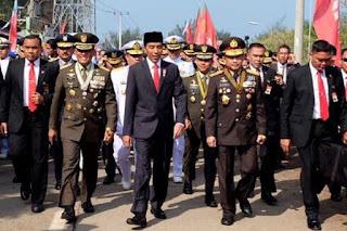 Di Hadapan Presiden, Panglima TNI Tegaskan soal Sikap Politik Negara TNI