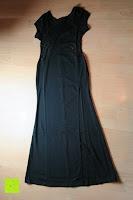 Erfahrungsbericht: Alexis Leroy Damen Kappenhülse Jahrgang Halter Split-Seite Formal Abendkleid