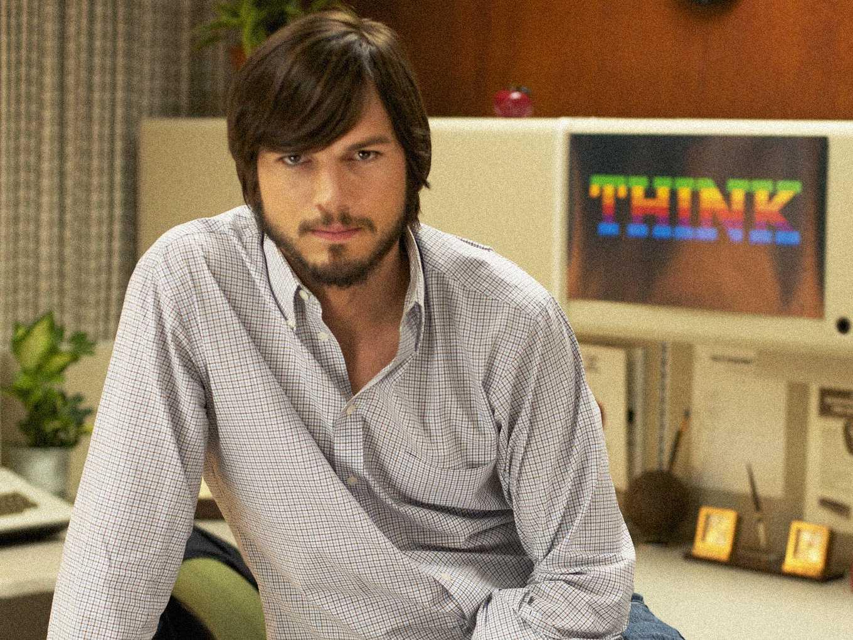 Strange Culture: Reel People: Ashton Kutcher is Steve Jobs