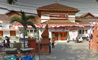 Kantor Pos Indonesia Cirebon