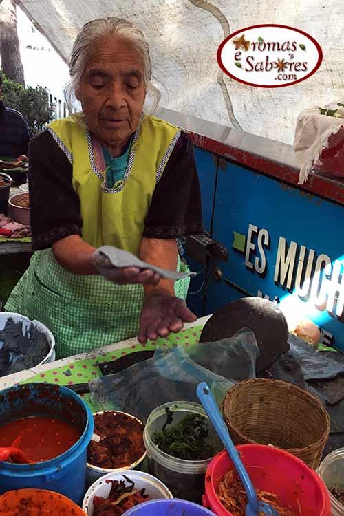 Comida de rua - Mexico