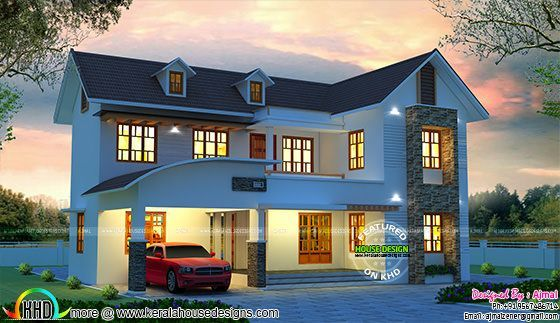 Beautiful Colonial mix 2500 sq-ft home