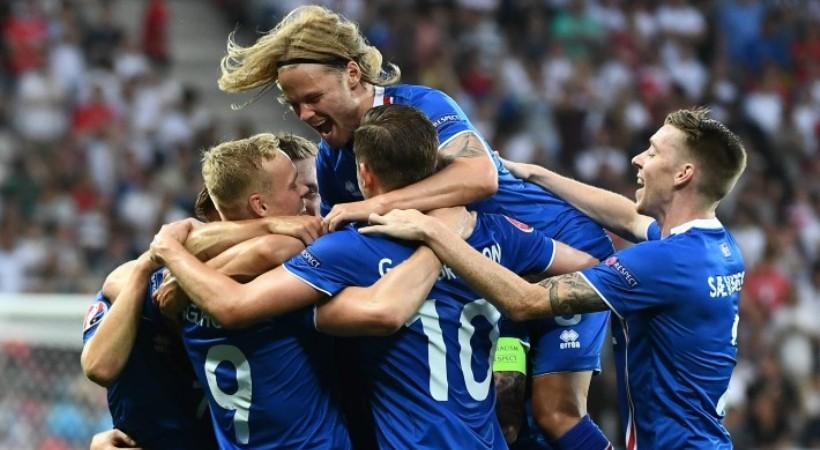 Ισλανδία - Αγγλία 2-1! (Βίντεο)