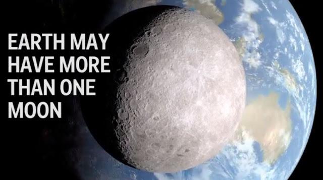 Έκπληξη: Η γη έχει δυο φεγγάρια. (Βίντεο)