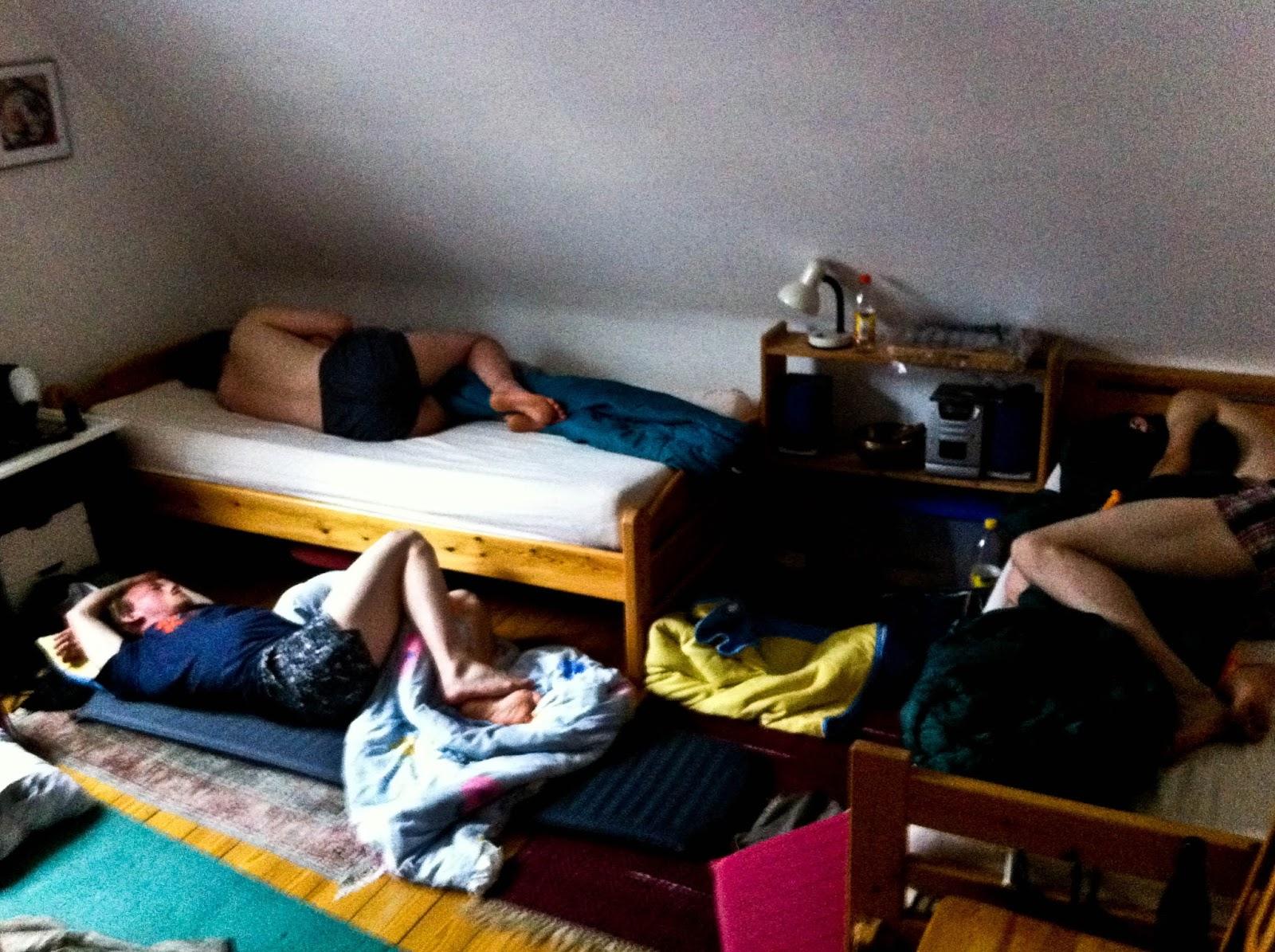 SCHUND: DeutSCHUND Homie Skateboard Bier Tour - Tag 4