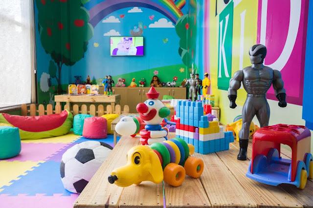 Ponteio Kids é novidade na Churrascaria Ponteio em Recife