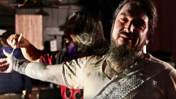 "MACHINE HEAD: Σκηνές απο τα γυρίσματα του video του ""Catharsis"""