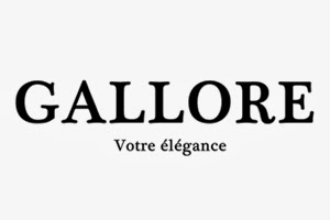 Gallore Advertisement Banner
