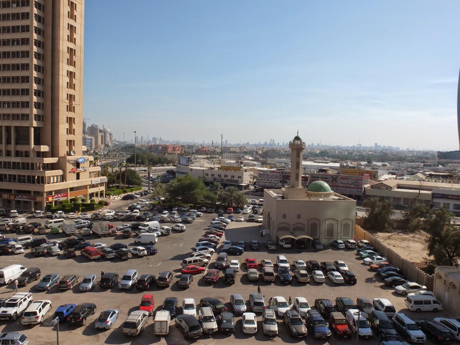 一年科威特: 文創小市集