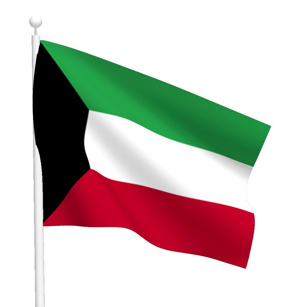 Graafix!: Wallpaper flag of Kuwait