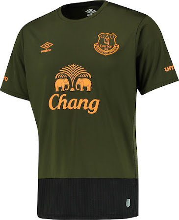 cheap for discount ecf83 3969e Everton 15-16 Kits Released - Footy Headlines