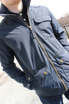 Helly Hansen Highlands Jacket in Navy