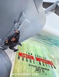 Ver Misión imposible 5 Nación secreta 2015 online