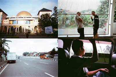 hasil foto fuji hi-speed 1600 disposable film camera