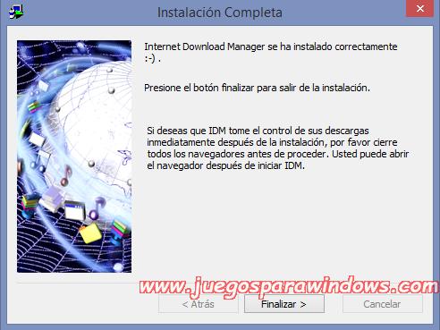 Internet Download Manager v6.25 Build 14