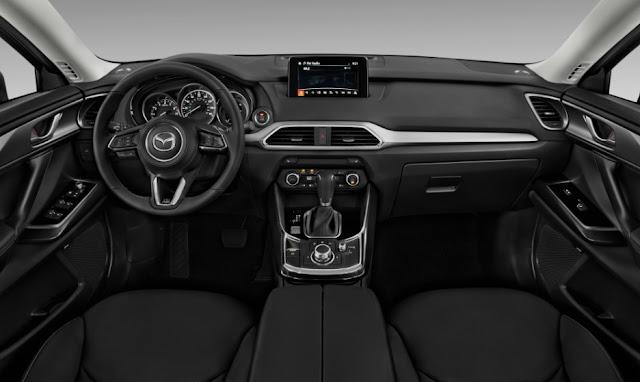 2019 Mazda CX-9 Interior Rumors