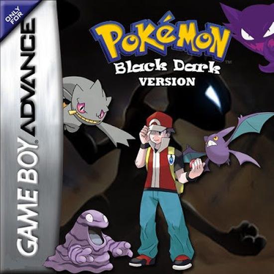 Pokemon Black Dark
