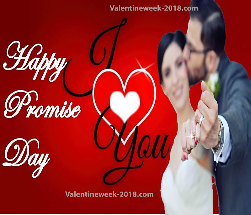 Happy Promise day Images 2018