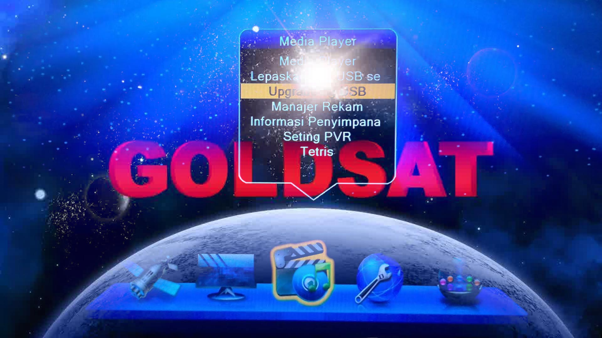 Software Goldsat HD ALI3510C Auto Biss Key Terbaru