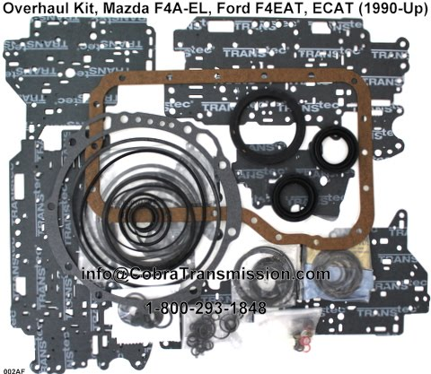 Cobra Transmission Parts 1-800-293-1848: F4EAT, F-4EAT, F4E-III, F4A