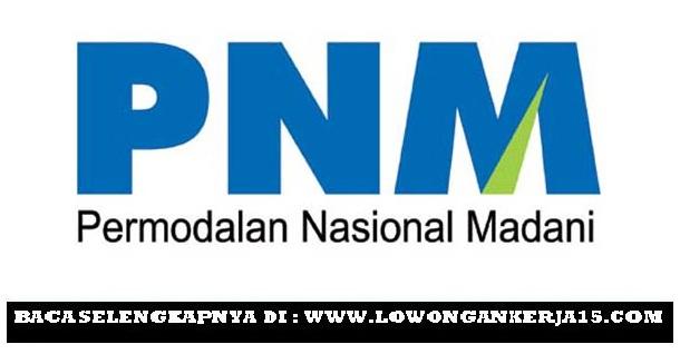 Lowongan kerja PNM