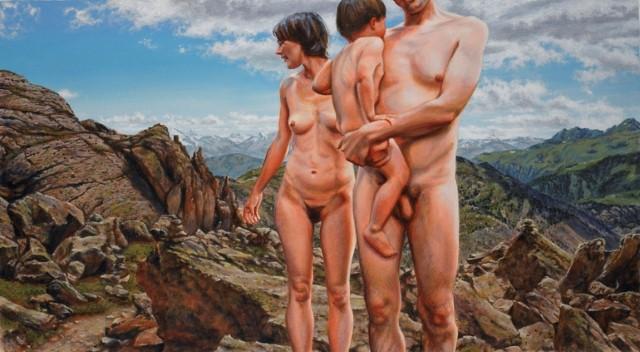 Ню и портреты в изобразительном искусстве. Susannah Martin 16+ 2