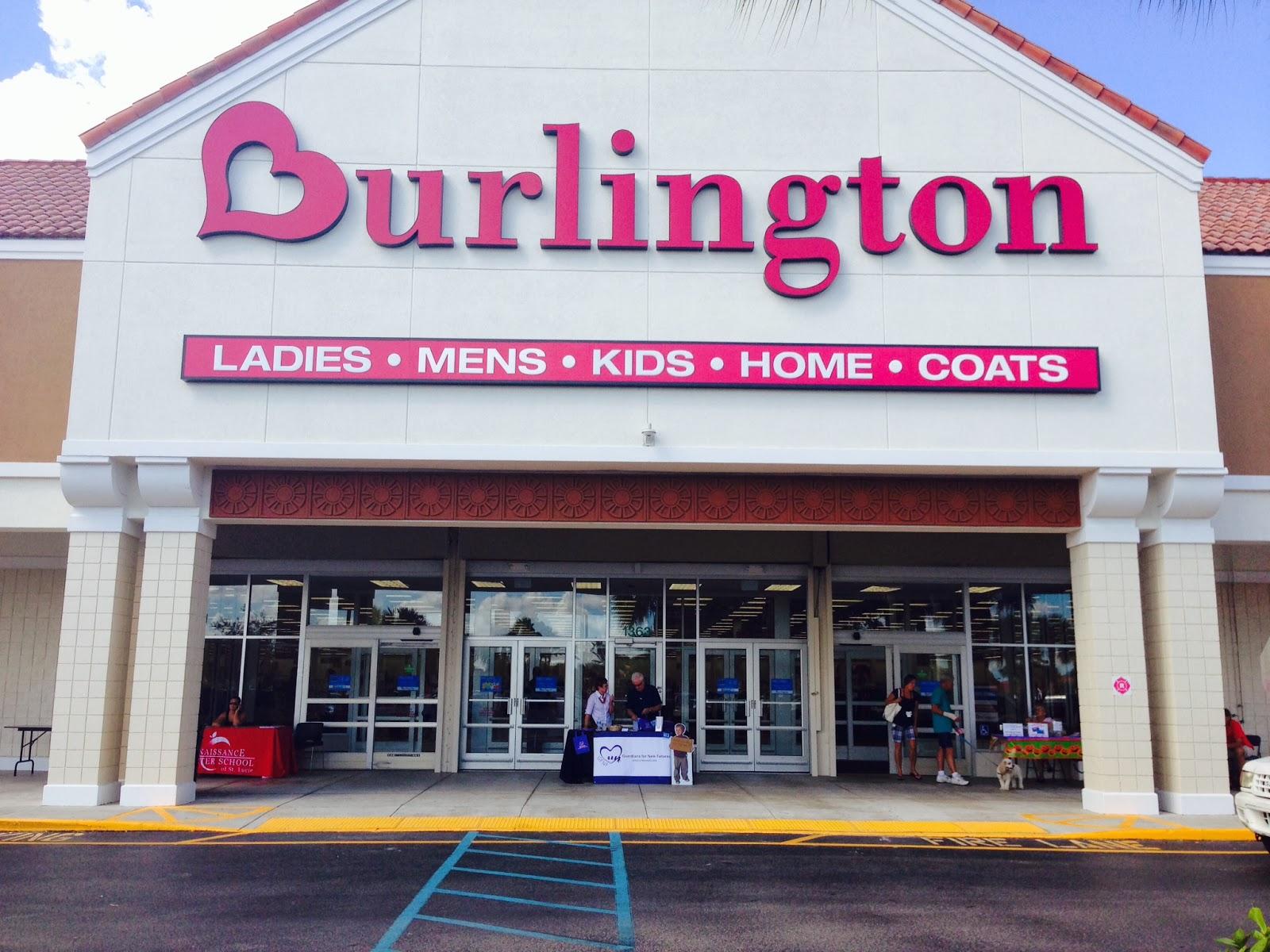 c60d3378062 NOW OPEN  Burlington Coat Factory